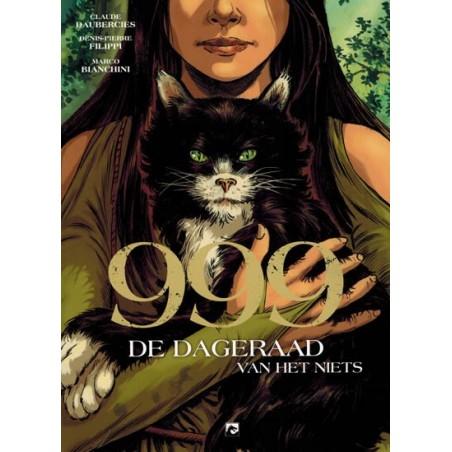 999 01 De dageraad van het niets (naar Claude Daubercies)