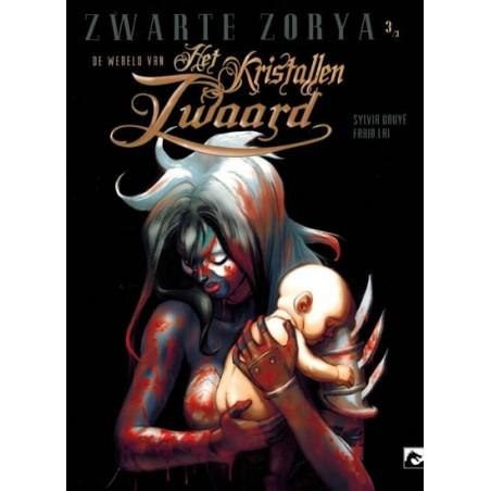 Wereld van Het kristallen zwaard Zwarte Zorya set deel 1 t/m 3
