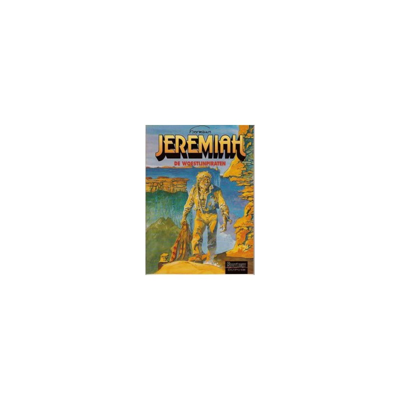 Jeremiah 02: De woestijnpiraten