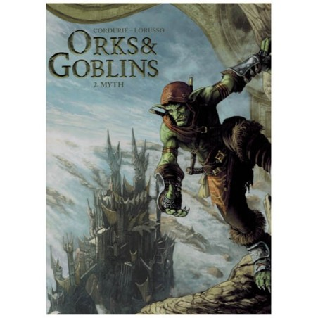Orks & goblins HC 02 Myth