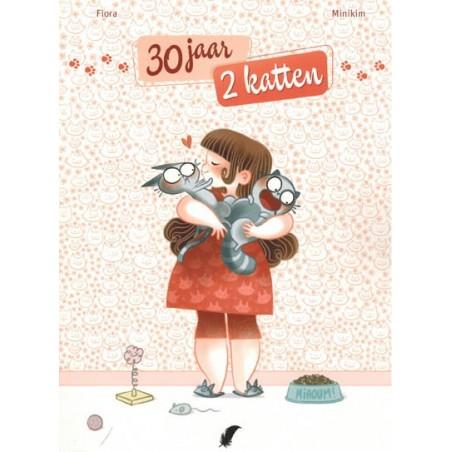30 Jaar, 2 katten 01