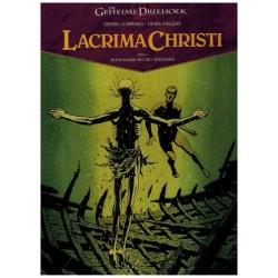 Geheime driehoek Lacrima christi 04 HC Boodschap uit het verleden