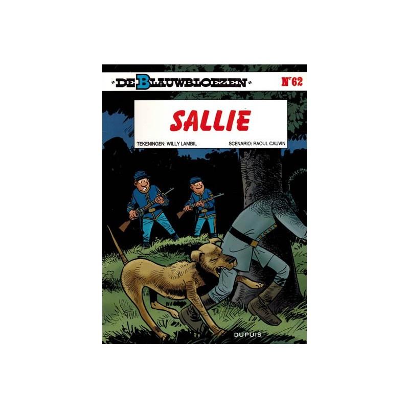Blauwbloezen  62 Sallie