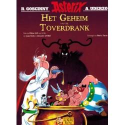 Asterix Het geheim van de toverdank (gebaseerd op de animatiefilm) naar Uderzo & Goscinny
