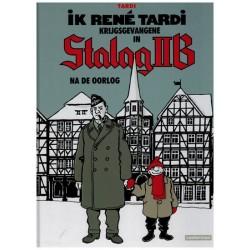 Tardi  strips HC Ik Rene Tardi, krijgsgevangene in Stalag IIB 03 Na de oorlog