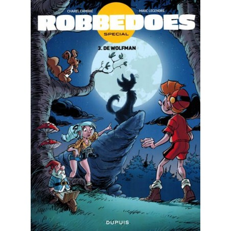 Robbedoes   Special 03 De wolfman