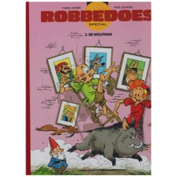 Robbedoes  Special Luxe  03 De wolfman