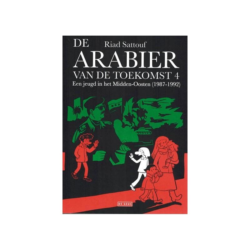 Sattouf strips De arabier van de toekomst 04 Een jeugd in het Midden-Oosten (1987-1992)