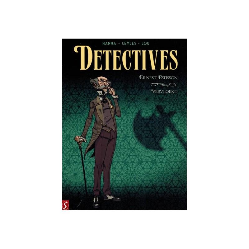 Detectives HC 03 Ernest Patisson & Vervloekt