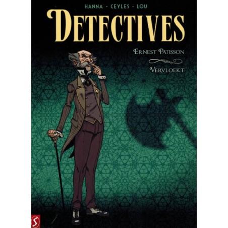 Detectives 03 Ernest Patisson & Vervloekt