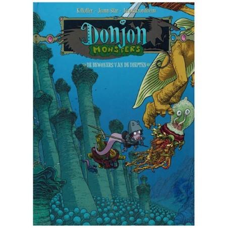 Donjon Monsters 09 HC De bewoners van de diepten