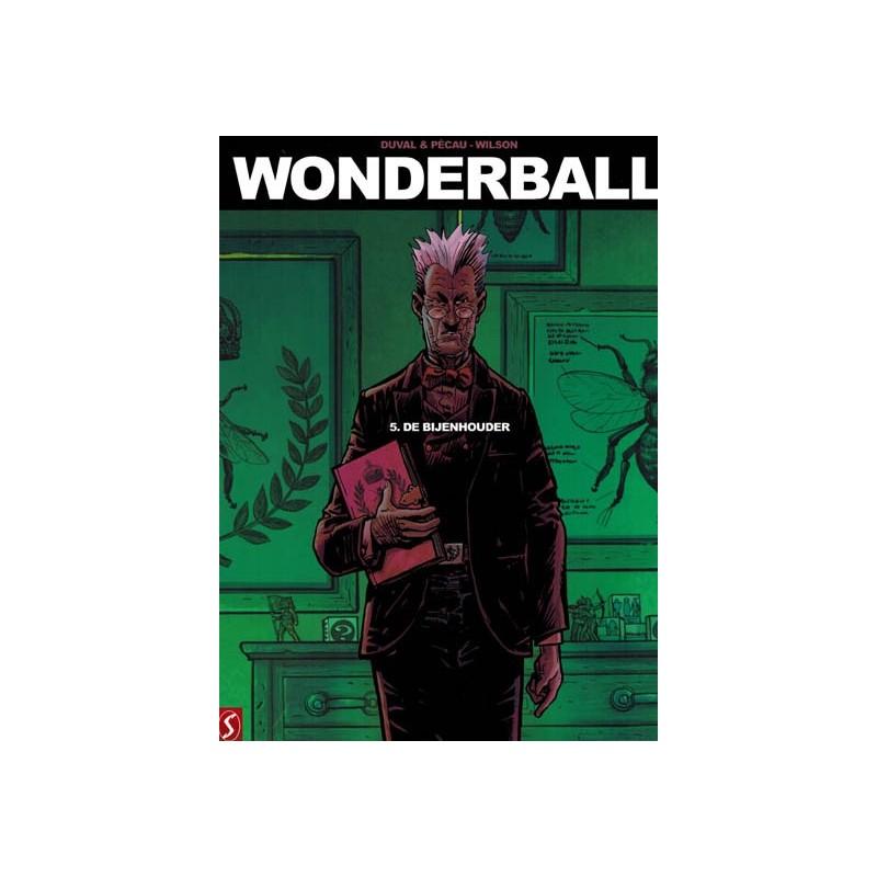 Wonderball 05 De bijenhouder
