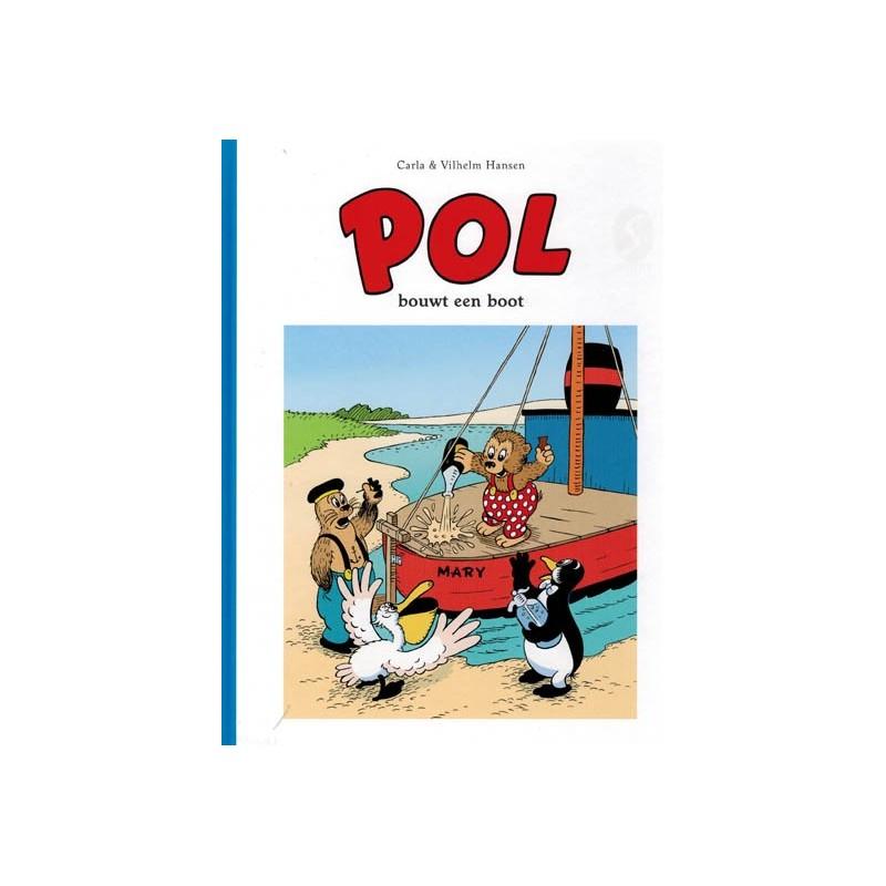 Pol  HC 01 Bouwt een boot