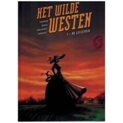 Wilde Westen HC 01 De lelietuin
