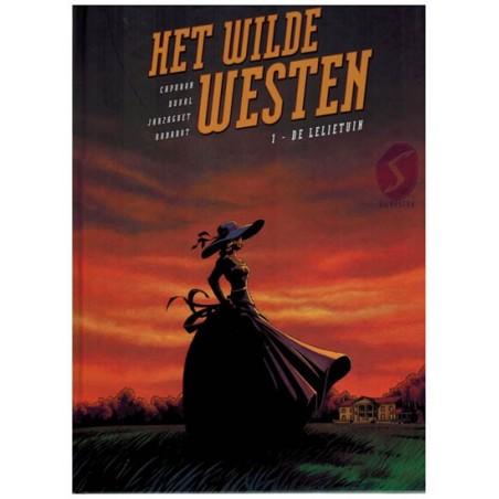 Wilde Westen HC set deel 1 t/m 4