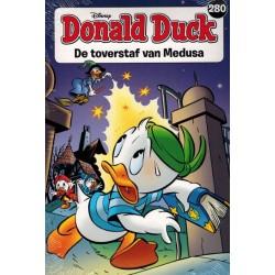 Donald Duck  pocket 280 De toverstaf van Medusa