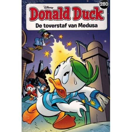 Donald Duck  pocket 280 De toverstaf van Medusa