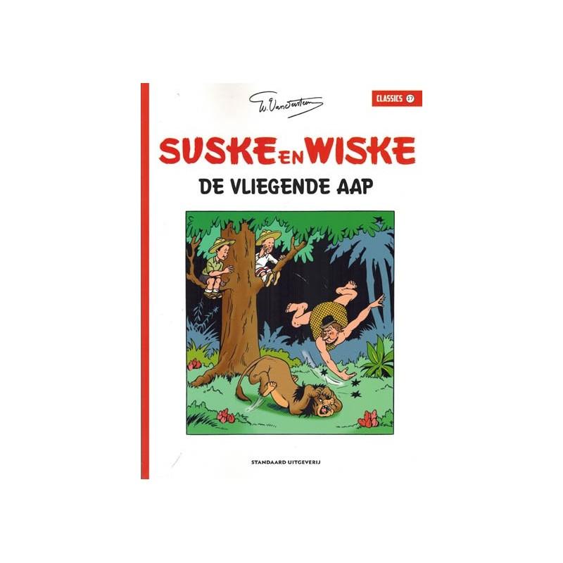 Suske & Wiske   classics 17 De vliegende aap