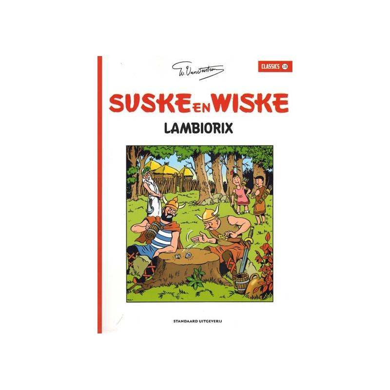 Suske & Wiske   classics 18 Lambiorix