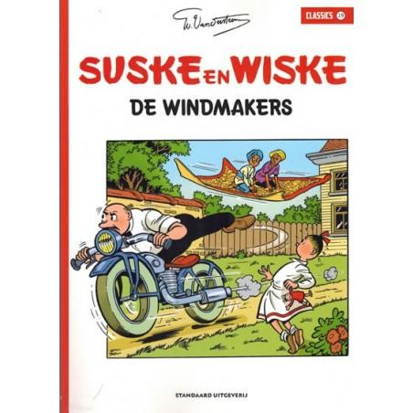 Suske & Wiske   classics 19 De windmakers