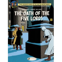 Blake & Mortimer  UK 18 The oath of the five lords
