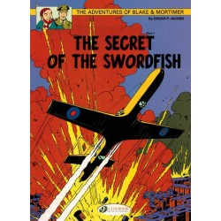 Blake & Mortimer  UK 15 The secret of the Swordfish part 1