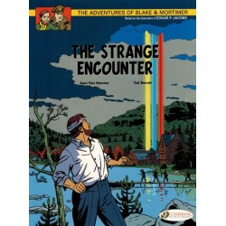 Blake & Mortimer  UK 05 The strange encounter