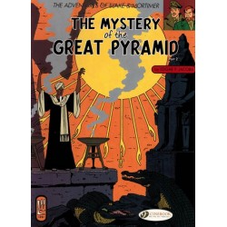 Blake & Mortimer  UK 03 The mystery of the great pyramid part 2