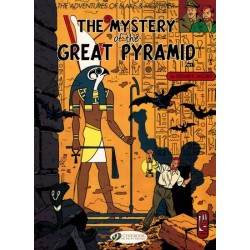 Blake & Mortimer  UK 02 The mystery of the great pyramid part 1