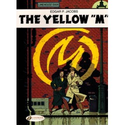 Blake & Mortimer  UK 01 The yellow 'M'