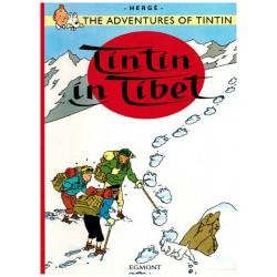 Kuifje  UK 19 Tintin in Tibet