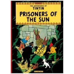 Kuifje  UK 13 Tintin Prisoners of the dun