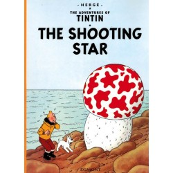 Kuifje  UK 09 Tintin The shooting star