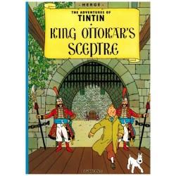 Kuifje  UK 07 Tintin King Ottokar's sceptre