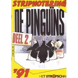 Stripnotering '91 1e druk 1991