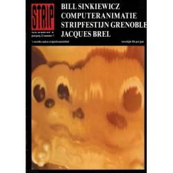 Stripschrift 224 1e druk 1989