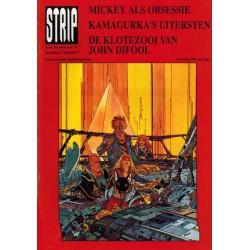 Stripschrift 222 1e druk 1989