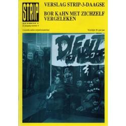 Stripschrift 221 1e druk 1989