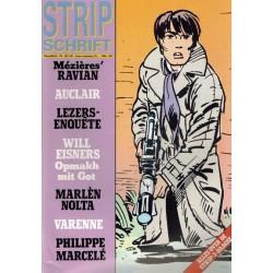 Stripschrift 185 / 186 1e druk 1984