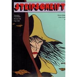 Stripschrift 154 1e druk 1981