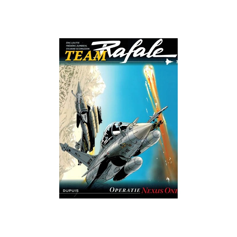 Team Rafale  03 Operatie Nexus One