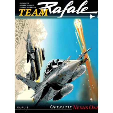 Team Rafale 03 Operatie Nexus One