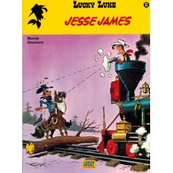 Lucky Luke    35 Jesse James