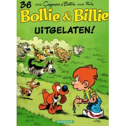 Bollie & Billie  36 Uitgelaten!
