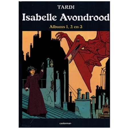 Isabelle Avondrood   integraal HC 01 Albums 1, 2 & 3