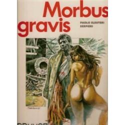 Druuna set HC Morbus Gravis 1e drukken & herdrukken 1990-2004