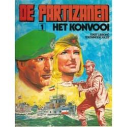 Partizanen 01 Het konvooi 1e druk 1980