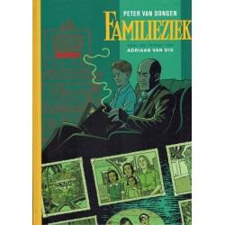 Van Dongen  strips HC Familieziek (naar de roman van Adriaan van Dis)