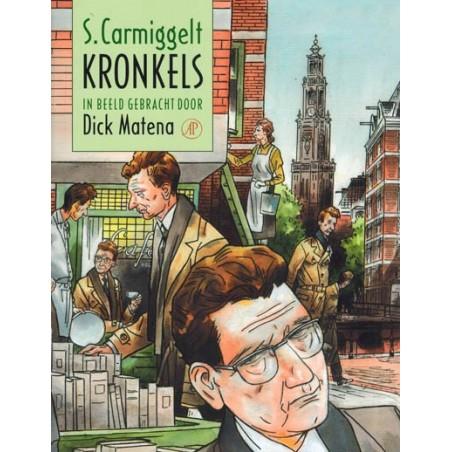 Simon Carmiggelt's Kronkels in beeld gebracht door Dick Matena
