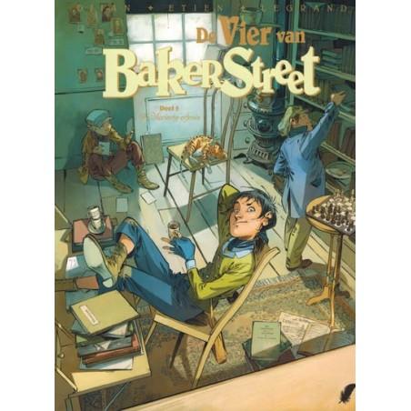 Vier van Bakerstreet HC 05 De Moriarty-erfenis